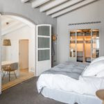 Second bedroom at the Lodge Son Felip Menorca villa