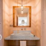 Washroom at the Lodge luxury accommodation in Menorca