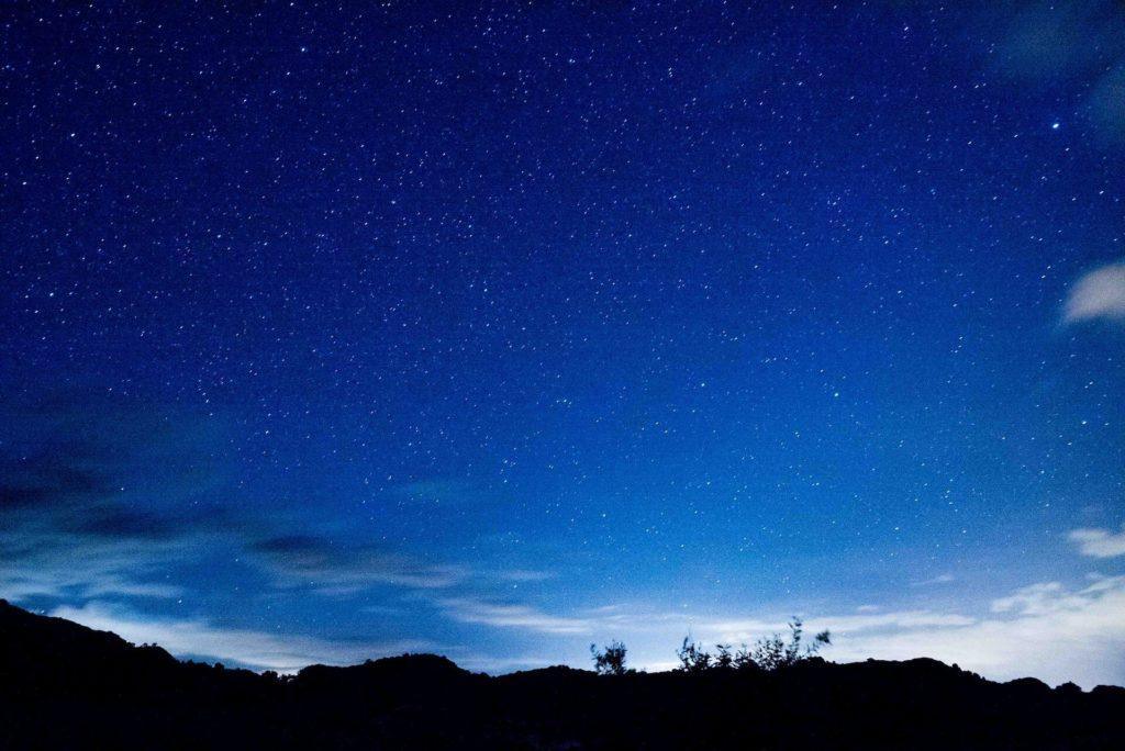 Star Gazing in Menorca